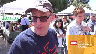 Tom Kenney [voice of SPONGEBOB SQUARE PANTS] talks about fart etiquette while shopping/