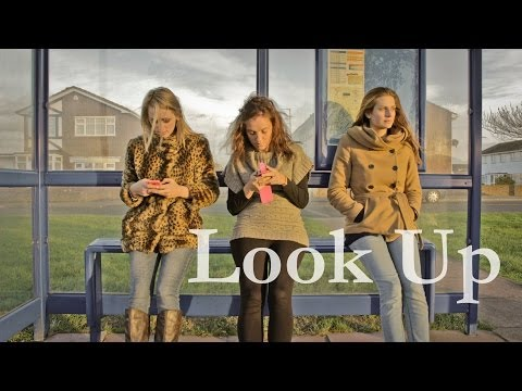 Look Up From Your Phone [sent 23 times]