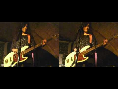 3D Live Music - Tyvek @ St Ex Bordeaux (22/02/2011) Part02