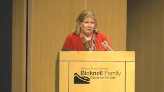 '2015 Michael Tilford Conference - Dr. Mirta M. Martin (conference speaker)