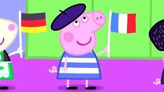 Peppa Pig Français | La Fête Internationale | 30 MINUTES | Dessin Animé