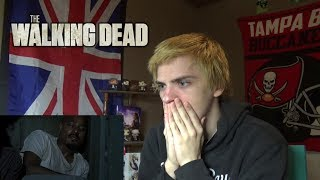 The Walking Dead - Season 8 Episode 5 (REACTION) 8x05 The Big Scary U
