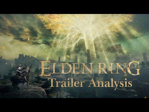 Elden Ring Trailer Analysis & New Screen Shots!