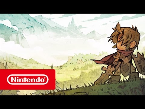 Wonder Boy: The Dragon's Trap - Nintendo eShop Trailer (Nintendo Switch)