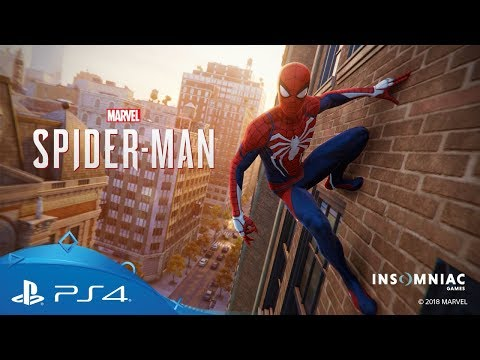 Marvel's Spider-Man | PS4 Games | PlayStation