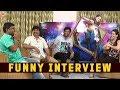Anando Brahma Team Funny Interview - Vennela Kishore, Srinivas Reddy, Thagubotu Ramesh