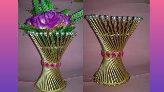 How To Make Flower Vase