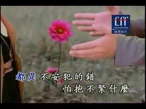 張韶涵 - 不想懂得 (KTV)