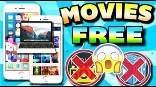 NEW Best App To Watch Movies & TV Shows FREE iOS 11.2.6 & Android