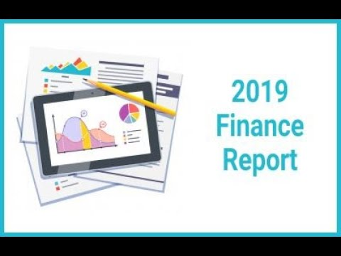 2019 Finance Report
