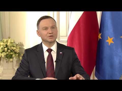 """""""ODZYSKANA PAMIĘĆ"""" - rozmowa TVP Historia z Prezydentem RP o polityce historycznej"""