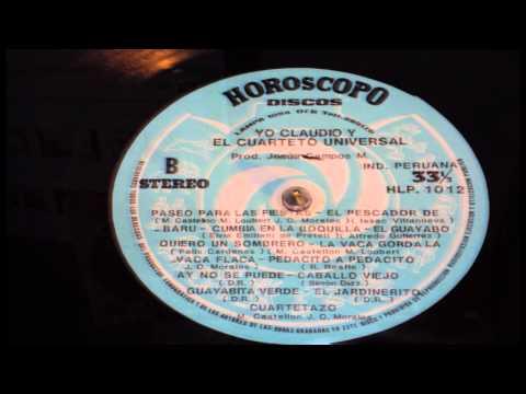 El Cuarteto Universal - Yo Claudio Lado