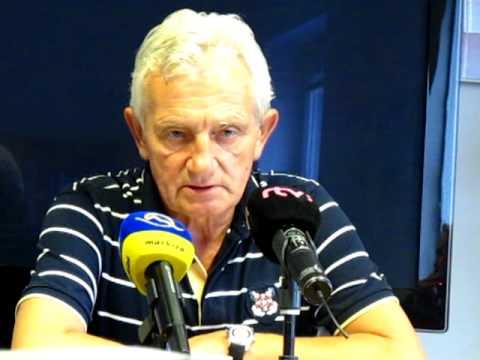 Prezident SOV Frantisek Chmelar hodnoti OH 2012 a predstavuje novu koncepciu sportu