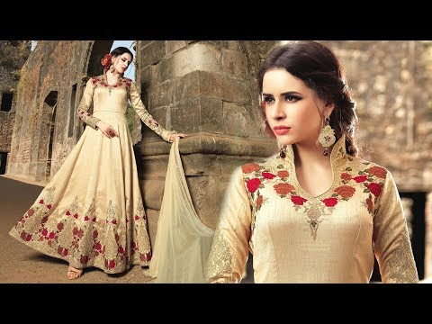 Anarkali suits online: Latest designer Long anarkali suits Designs for party with Low Price India UK