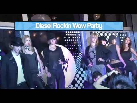 Diesel Rockin Wow Party at The Living Room W Hotel