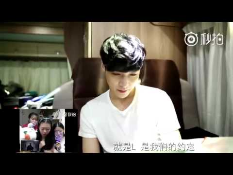(Eng Sub) Yixing (LAY 张艺兴) react to reactors reacting to Lose Control MV