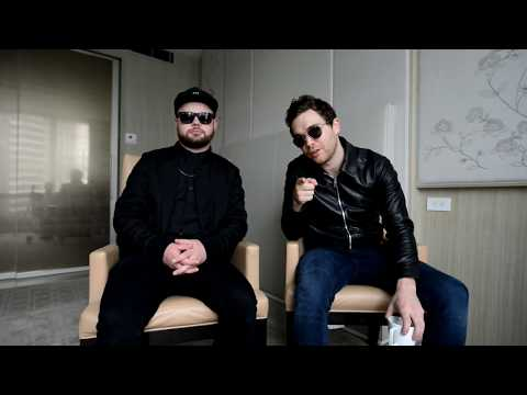 Royal Blood Interview; Mike Kerr & Ben Thatcher on Lars Ulrich and 'How Did We Get So Dark?' [NN031]