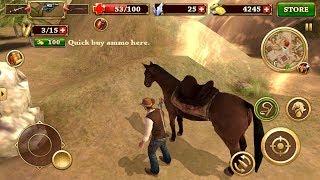 Cowboy Hunting Gun Shooter (by CurtisLamar) Android Gameplay [HD]