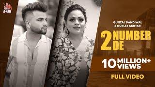 2 Number De – Guntaj Dandiwal Ft Gurlez Akhtar