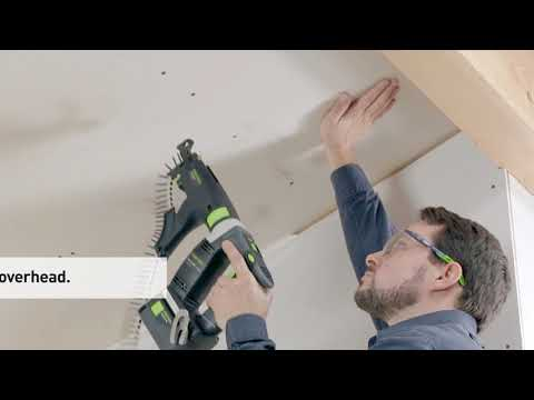 Festool DWC18-4500LI-Basic 18v Drywall Screw Gun Body Only in SYSTAINER SYS 2 T-LOC