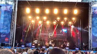 Sandro Cavazza - Enemy - Live in Kalmar, Sweden