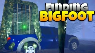 Finding Bigfoot - Hunters Capture Bigfoot! - Let's Play Finding Bigfoot Multiplayer Gameplay