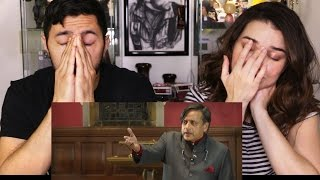 Dr Shashi Tharoor MP - Britain Does Owe Reparations REACTION
