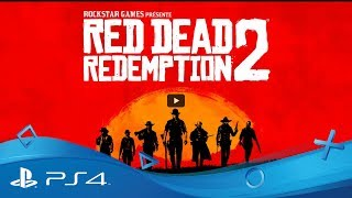 Red dead redemption 2 :  bande-annonce 1 VOST