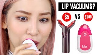 $5 Lip Vacuum VS $189 Lip Vacuum