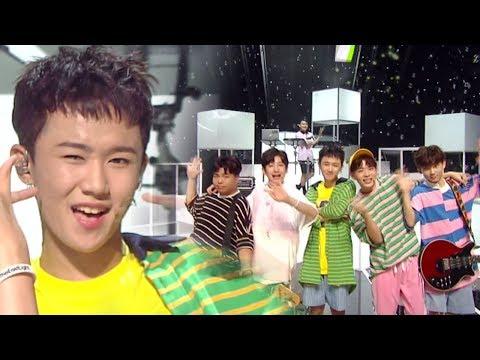 《Comeback Special》 The EastLight (더 이스트라이트) - I Got You @인기가요 Inkigayo 20170730