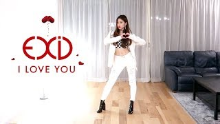 EXID - 'I LOVE YOU' (알러뷰) Dance Cover | Ellen and Brian