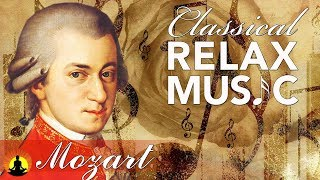 Music for Stress Relief, Classical Music for Relaxation, Instrumental Music, Mozart, ♫E092