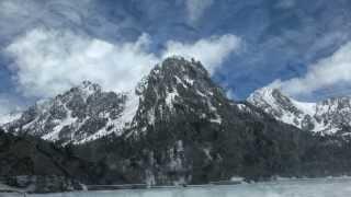 Ruta a estanque de sant maurici