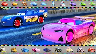 Cars 3 Driven to Win: Rich Mixon - Race Gameplay