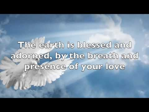 Canticle Of Creation Cover & Lyrics | Heavenlymothermusic