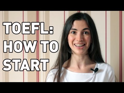 TOEFL: MUST WATCH Before You Start Preparing!