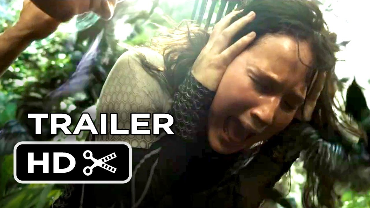 The Hunger Games: Catching Fire Final Trailer (2013) - THG ...