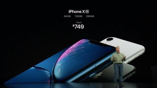 Apple Iphone XS, iphone XS Max, IPhone XR new model Apple special event 2018