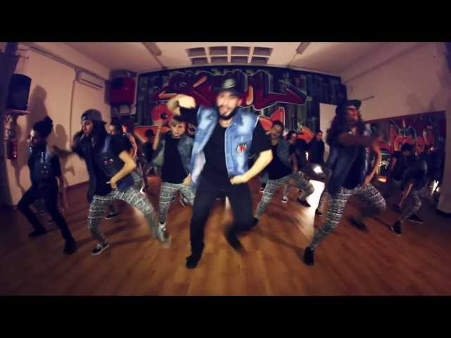 Soul School   Tyga - Get Loose   Choreographer: Cristina Smaniotto - Smashpipe film Video