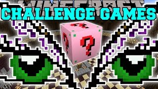 Minecraft: VORTEX CHALLENGE GAMES