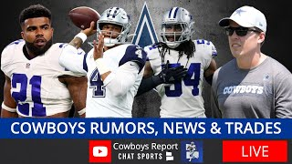 Dallas Cowboys Report With Tom Downey (Jan. 21st)
