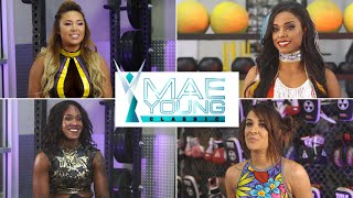 """NXT Trainer Sara Amato On The Mae Young Classic Being """"Disruptive,"""" Why It's Must See, Her Favorites"""