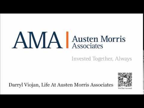 Darryl Viojan, Life At Austen Morris Associates
