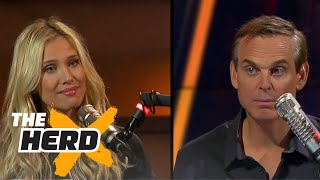 Gordon Hayward mocks Colin for calling out eSports gamers   THE HERD