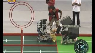 Robocon 2018 India QF/SF and final highlights DD Sports