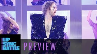 "T.J. Miller performs Lady Gaga's ""Just Dance"" 