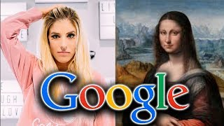 Trying the Google Art & Culture Face App Challenge! (Day 17)