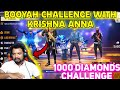 1000 Diamonds Challenge For booyah with telugu Gaming zone in free fire||1000 Diamonds Challenge