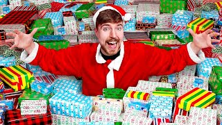 Giving 10,000 Presents To Kids For Christmas