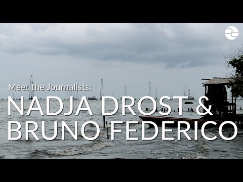 Meet the Journalists: Nadja Drost and Bruno Federico